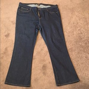 Lucky Brand Boot Ginger Cut Jeans - 24W
